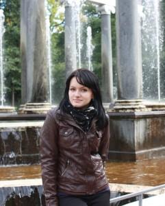 Анастасия Полегенько